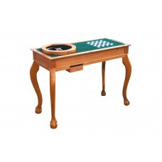 Gambling Table Dybior 6-in-1, oak